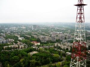 взрывы, Донецк, стрельба