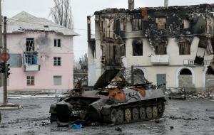 МВД, ДНР, Донбасс, мирные, погибшие, обстрел