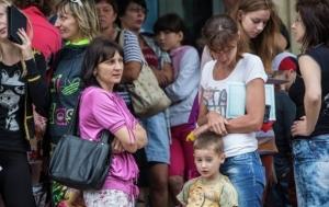 война в Донбассе, Закон о переселенцах, беженцы, АТО, юго-восток Украины, Крым