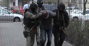 киев, задержание преступника, криминал, происшествия, украина, россия