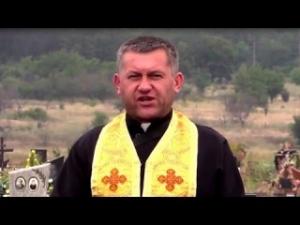 Священник, враги, убийство, земля, орда