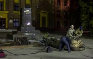 харьков, хтз, памятник серго орджоникидзе, снос, возмущение