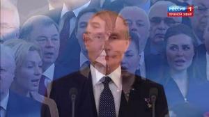 Россия, политика, путин, инаугурация, москва, кремль, гимн