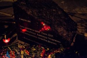 захарченко, взрыв, днр, донецк, фото, похороны, москва, донбасс