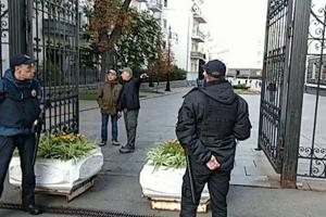 зеленский, обещание, киев, оп, офис, забор, скандал