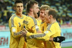 украина, сборная, ярмоленко, люксембург, евро-2016