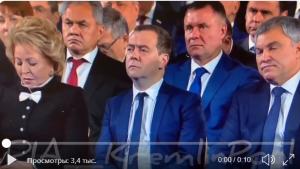 Россия, Путин, Медведев, видео, Отставка, премьер рф