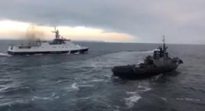Украина, Россия, корабли, Керченский пролив, захват, атака, Черное море
