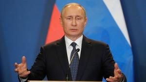 Владимир Путин, президентские выборы в России 2018, новости России