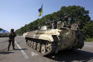 Порошенко, Путин, прекращение, огня, ДНР, армия