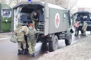 Новости Украины, Новости Луганска, ДРГ, диверсионная группа