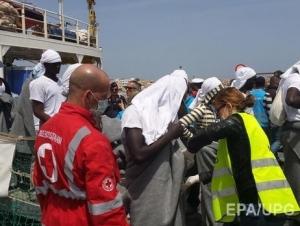 ливия, кораблекрушение, новости италии, происшествия