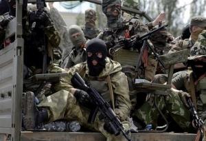 ато, донбасс, углегорск, российские войска