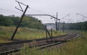 укрзализныця, украина, восток украины, донбасс, восстановление, железная дорога