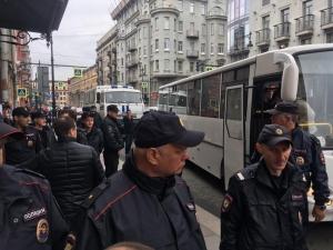 протесты в России, день россии, оппозиция, 12 июня, задержали девочку, Пивоваров, Яшин