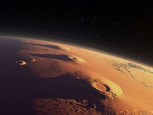 марс, водяной пар, ученые