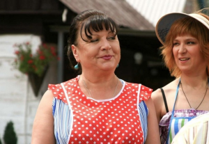 сериал, Сваты, актриса, Валюха, Татьяна Кравченко, день рождения