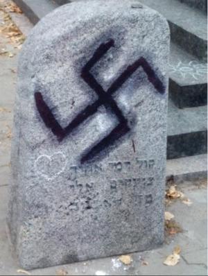 новости Киева, Бабий Яр, общество, вандализм, происшествия, криминал, новости Украины