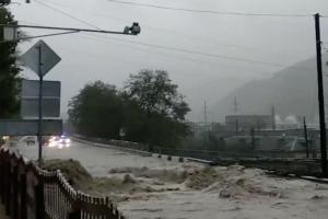 наводнения, известно, мостами, дома, урон, Туапсе, Сочи, ситуации, газ, наводнение, масштабах