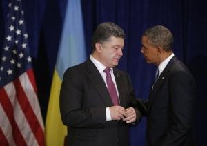 обама, россия, украина, порошенко, сша, большая семерка, саммит, донбасс, минские соглашения, марьинка
