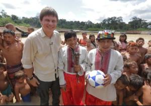 коронавирус, племя, индейцы, джунгли, амазонка, яномами, школа, тревел-шоу