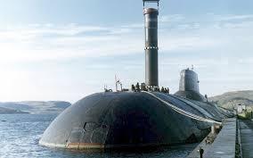 Мировой океан, российский флот, лодка, Дмитрий Донской, крушение, Миобороны