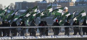 праворадикалы Швеции, экстримисты Швеции тренировались в РФ, журналистское расследование