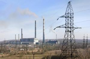Донбассэнерго, Славянская ТЭС, ремонт энергоблока, возможность работать, нет угля, АТО, восток Украины, Донбасс