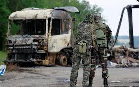 АТО, Луганск, ЛНР, Бахмутка, блокпосты, ситуация, ополченцы