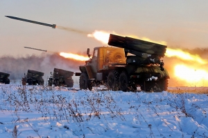ЛНР, восток Украины, Донбасс, Россия, армия, град, ОБСЕ