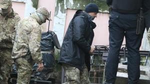 Украина, Россия, политика, провокации, военные, моряки, обмен, Медведчук