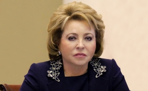 россия, госдума рф, матвиенко, травма, председатель Совета Федераций, смена спикера