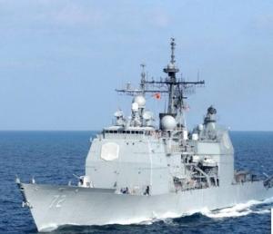 США, крейсер, Черное море, НАТО