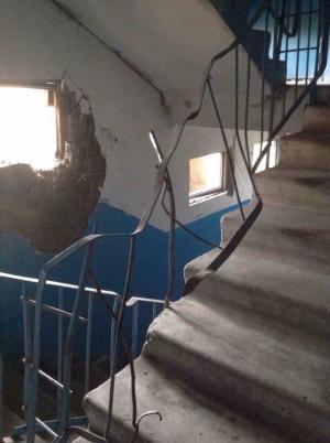 Донецк, 17 октября, обстрел