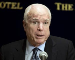 Маккейн, сенатор, военная составляющая