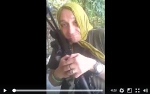 """ролик, кадры, видео, бабушка, бойцы ато, ато, донбасс, всу, армия украины, """"повернись живим"""", новости украины, сепаратисты, террористы"""