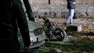 Украина,  политика, криминал, взрыв, нападение, мосийчук
