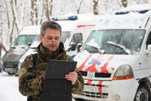 Друзенко, медицина, восток Украины, Луганская область, общество, помощь,
