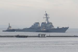 Украина, ВМС, Черное море, Одесса, США, эсминец, Россия,