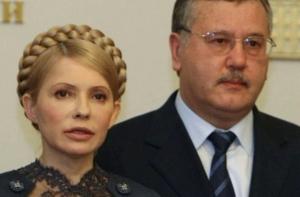 тимошенко, гриценко, порошенко, олешко, выборы, всу
