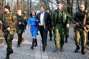 Захарченко, ДНР, ЛНР, Минские переговоры, Пушилин, Кучма, восток Украины, война в Донбассе