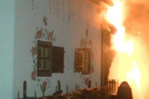 """Харьков, кафе, пожар, """"Нью Хата"""", поджог, происшествия, криминал, ГосЧС"""