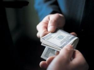 сбу, борьба с коррупцией, чиновники, взятка, 100 тысяч гривен