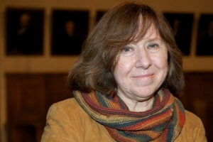 Нобелевская премия, Беларусь, писательница, русский мир, украинские корни