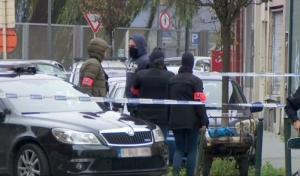 бельгия, полиция, париж, франция, спецоперация