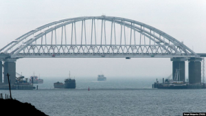 Россия, Крымский мост, угрозы, прогнозы, Медовар, грузовые поезда