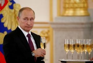 Владимир Путин, День рождение, Праздник, Дмитрий Песков, Дональд Трамп