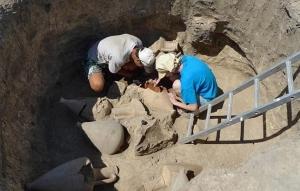 ведьма, археология, раскопки, история, украина, наука, фото