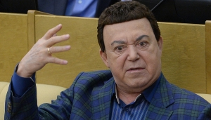 укриана, россия, славянск, кобзон, скандал, терроризм