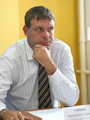 Константин Савинов, Донецк, мэр